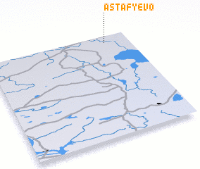 3d view of Astaf\
