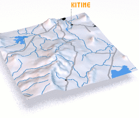 3d view of Kitimē