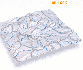 3d view of Ādilges