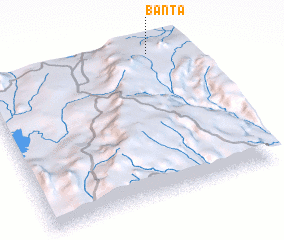 3d view of Banta