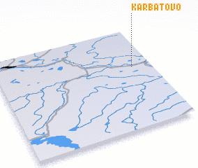 3d view of Karbatovo