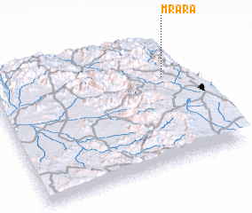 3d view of Mrara