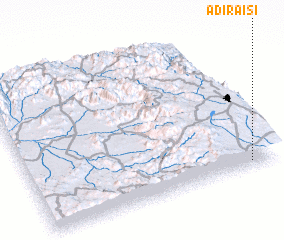3d view of Ādī Ra'isī