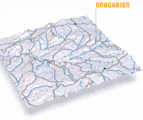 3d view of Ona Gabien