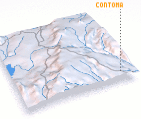 3d view of Contoma