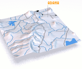 3d view of Ādama