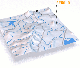 3d view of Bekojo