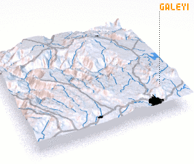 3d view of Galeyī