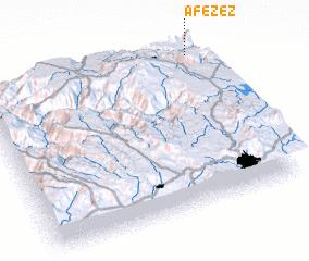 3d view of Āfezez