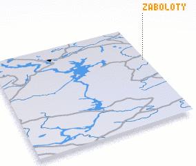 3d view of Zaboloty