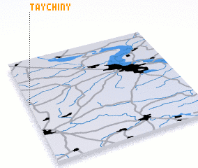 3d view of Taychiny
