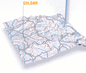 3d view of Guldam