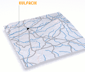 3d view of Kulfacık
