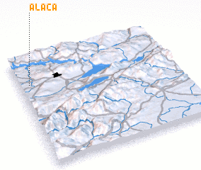 3d view of Alaca