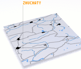 3d view of Zhuchaty