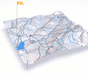 3d view of Bal