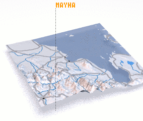 3d view of Mayhā