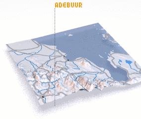 3d view of Ādebu'ur