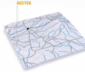 3d view of Destek