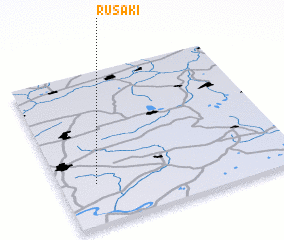 3d view of Rusaki