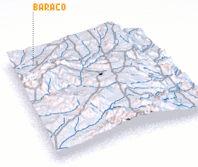 3d view of Baraco