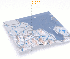 3d view of Digra