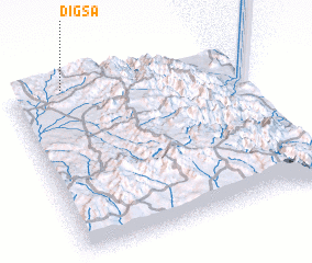 3d view of Digsa