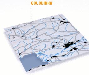 3d view of Golovinka