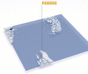3d view of Pahama