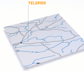3d view of Telepino