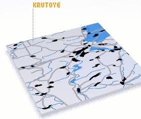 3d view of Krutoye
