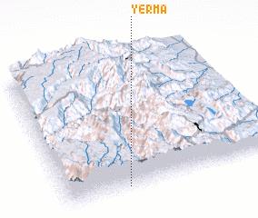 3d view of Yerma