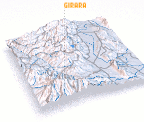 3d view of Girara
