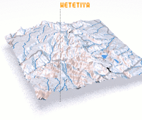 3d view of Wetetiya