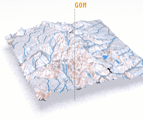 3d view of Gom