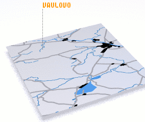 3d view of Vaulovo