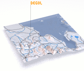 3d view of Degol