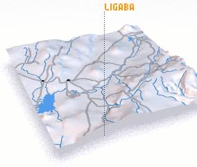 3d view of Līgaba