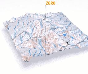 3d view of Zero