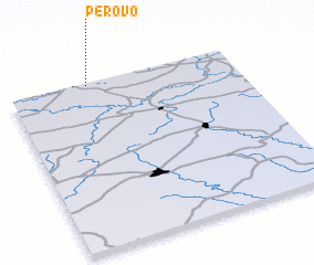 3d view of Perovo