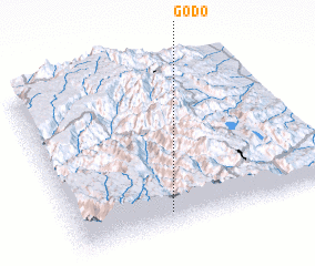 3d view of Godo
