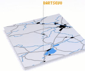 3d view of Dartsevo