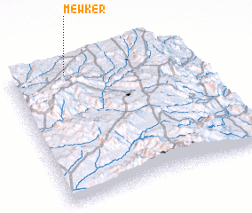 3d view of Mewk'er