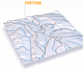 3d view of Kontema