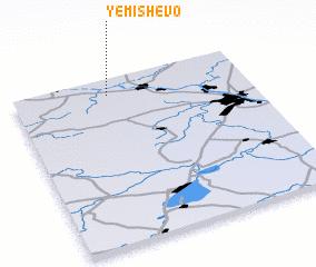 3d view of Yemishevo