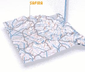 3d view of Safira