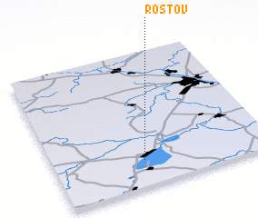 3d view of Rostov