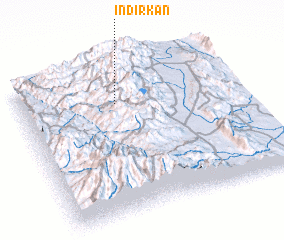 3d view of Indirk'an