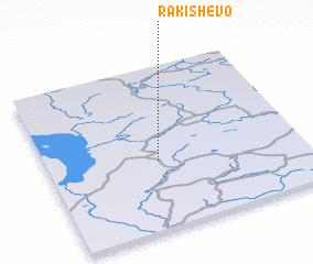 3d view of Rakishevo