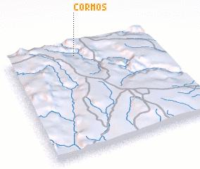 3d view of Cormos